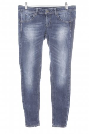 United Colors of Benetton Skinny Jeans dunkelblau Casual-Look