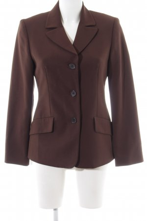 United Colors of Benetton Tuxedo Blazer brown business style