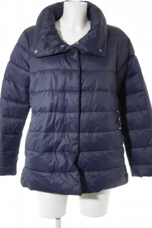 United Colors of Benetton Steppjacke dunkelblau Casual-Look