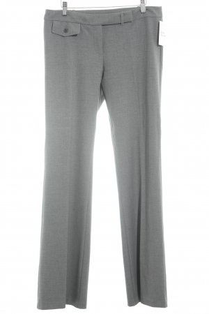 United Colors of Benetton Stoffhose grau Business-Look