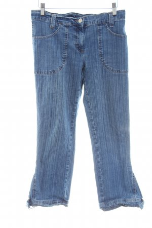 United Colors of Benetton Stretch Jeans blau Casual-Look
