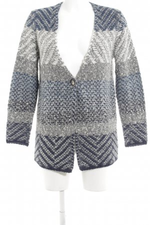 United Colors of Benetton Strick Cardigan Mustermix Casual-Look