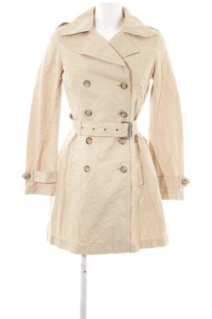 United Colors of Benetton Trenchcoat beige-hellbeige Brit-Look