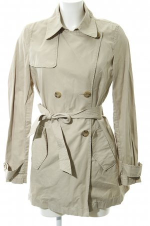 United Colors of Benetton Trenchcoat hellbeige Casual-Look