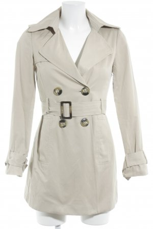 United Colors of Benetton Trench beige chiaro elegante