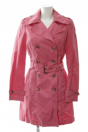 United Colors of Benetton Trenchcoat pink Casual-Look