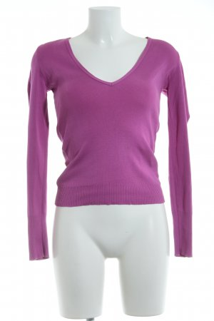 United Colors of Benetton Jersey marinero rosa look casual