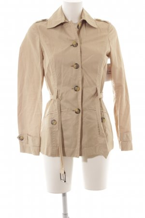 United Colors of Benetton Übergangsjacke beige Casual-Look