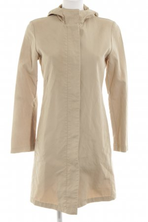 United Colors of Benetton Übergangsmantel creme Casual-Look