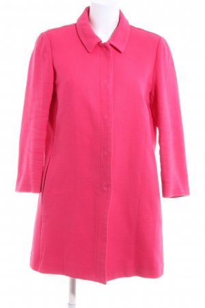 United Colors of Benetton Übergangsmantel pink Casual-Look