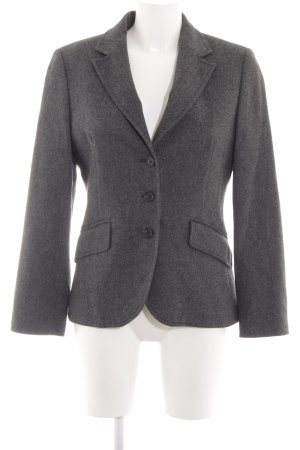 United Colors of Benetton Woll-Blazer hellgrau Business-Look