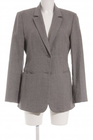 United Colors of Benetton Woll-Blazer grau Business-Look