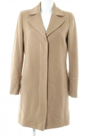 United Colors of Benetton Wollmantel beige Nude-Look