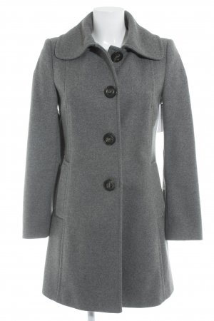 United Colors of Benetton Wool Coat grey classic style