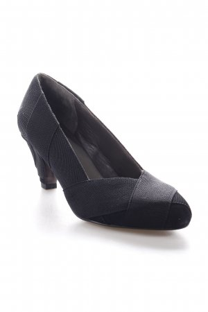United nude Pumps schwarz Business-Look