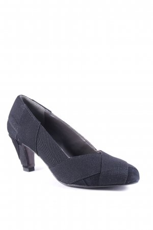 United nude Pumps schwarz Party-Look