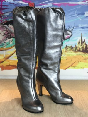 United Nude Stiefel Sleeve, 40, silber, wie neu, NP 280€