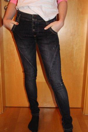 Universal Denim Damen Stretch Jeans Venus Gr. 27/32