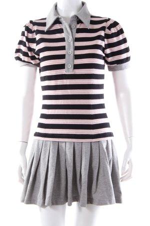 Unknown Shirtkleid gestreift