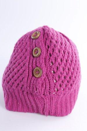 Unknown Strickmütze pink