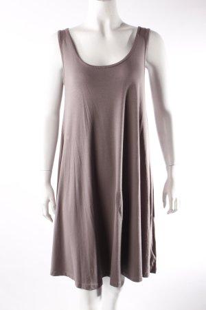 Unknown Tunic Dress Grey