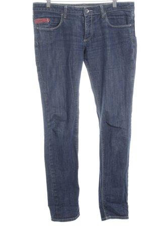 Unlimited Slim Jeans dunkelblau Jeans-Optik