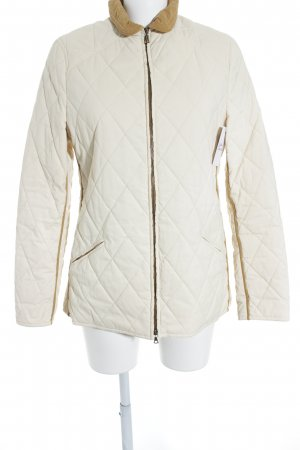 unnützer Steppjacke creme Steppmuster Casual-Look