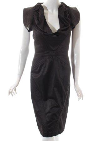 Unrath&Strano Etuikleid schwarz Elegant