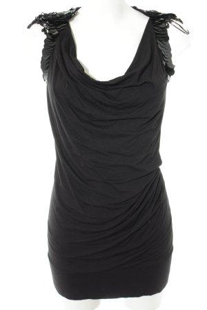 Unrath&Strano Minikleid schwarz Elegant