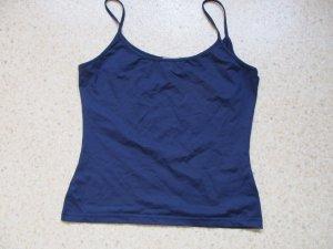 Unterhemd dunkelblau Gr. M
