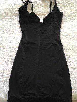 Hunkemöller Fond de robe noir lycra