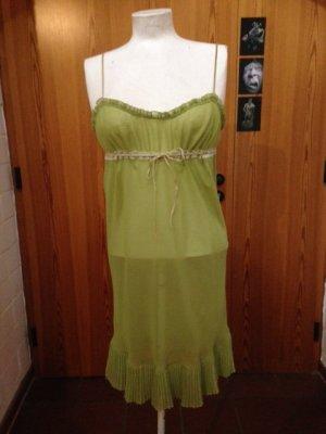 UnterKleid grün & transparent