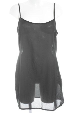 Unterkleid schwarz Casual-Look