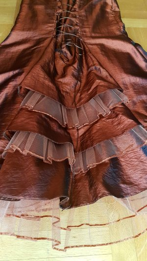 Underskirt bronze-colored extravagant style