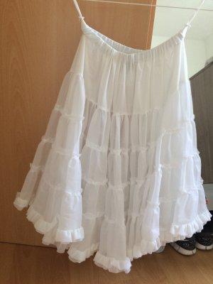 Unterrock/Petticoat für ein mittellanges Dirndl