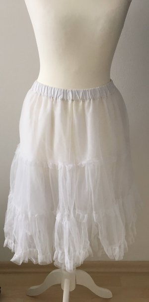 Original Steindl Traditional Skirt white