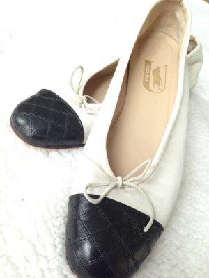 Unützer Ballerina schwarz/weiß