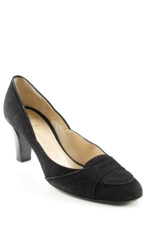 Unützer High Heels schwarz Elegant