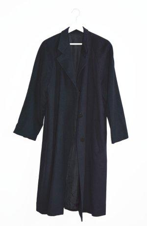 Unützer Oversized Coat dark blue cashmere