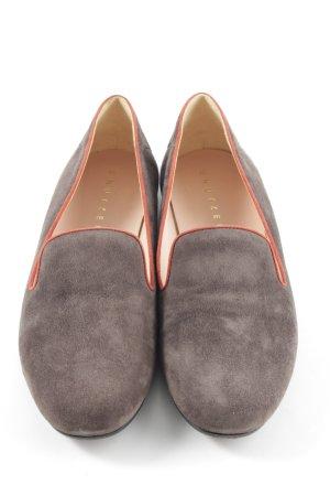 Unützer Zapatos sin cordones gris claro look casual