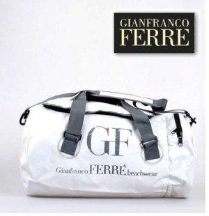 UPV 129€ NEU!!! Gianfranco FERRE beachwear Tasche Bag Sportbag Sporttasche Fitness Gym 58x32x28