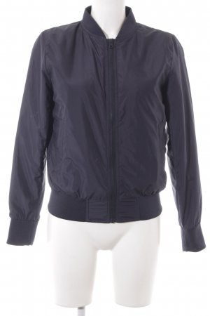 Urban Classics Bomber Jacket dark blue-steel blue casual look