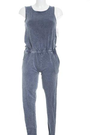 Urban Classics Jumpsuit graublau schlichter Stil
