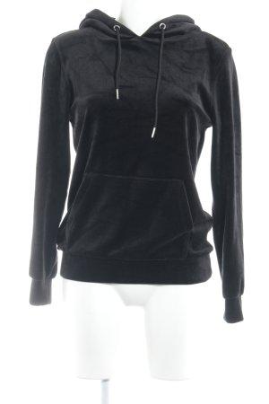 Urban Classics Kapuzensweatshirt schwarz Casual-Look