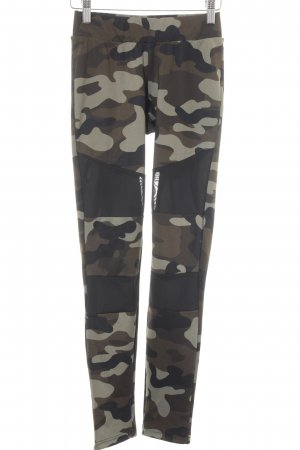 Urban Classics Leggings Camouflagemuster Street-Fashion-Look