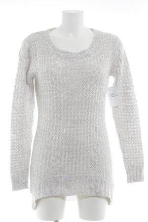 Urban Classics Long Sweater light grey casual look