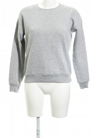 Urban Classics Sweatshirt hellgrau Casual-Look