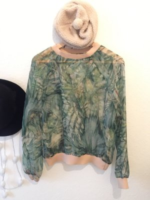 Urban Jungle Transparent Sweater