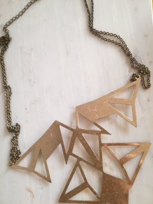 Urban Outfitters Collier doré