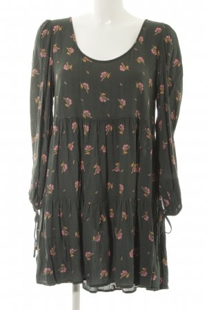 Urban Outfitters Blusenkleid florales Muster Street-Fashion-Look
